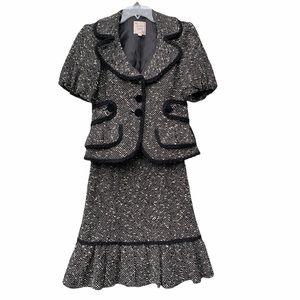 ✨HP✨Vintage Nanette Lepore Suit